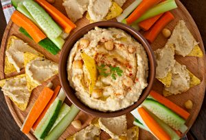 Protein and Power-Packed Hummus