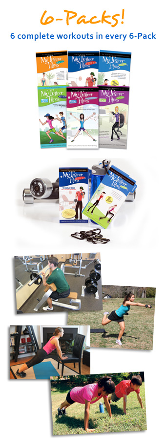 6 Day Workout Routines with My Trainer Fitness   My Trainer