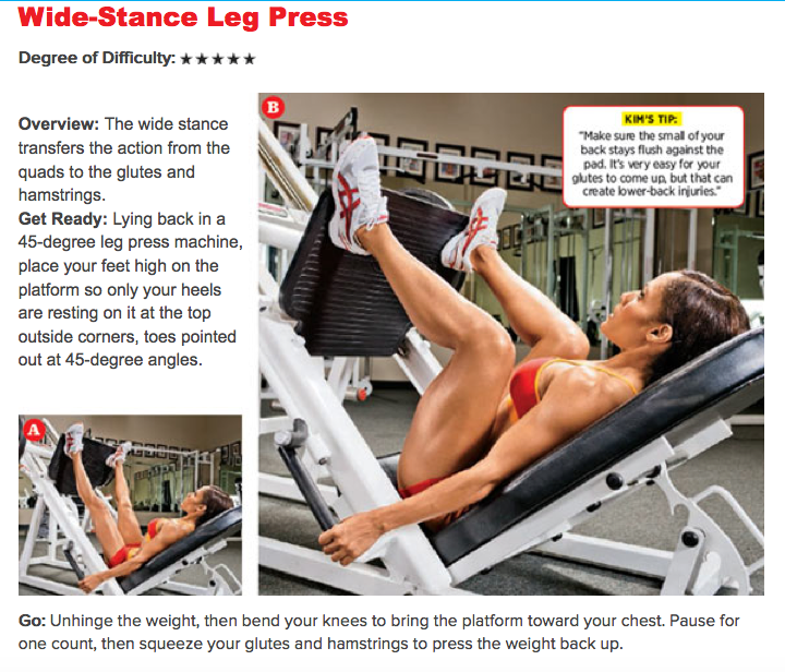 Image from MSN.com · Image from BodyBuilding.com Even the Leg Press Machine  can substitute for Smith Machine Squats ...