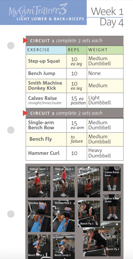Smith machine workout, squat rack exercise